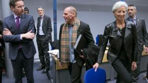 ЕЦБ и МВФ резервирани към гръцкия план за реформи