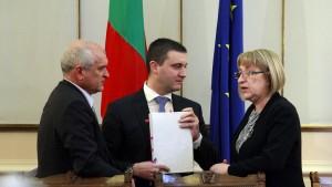 Горанов предлага централизиран регистър на банковите сметки