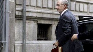 Бивш шеф на МВФ арестуван за пране на пари