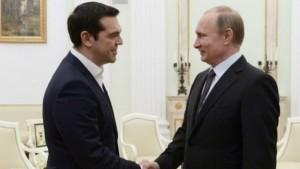 Русия ще отпусне заем на Гърция от 3-5 млрд. евро